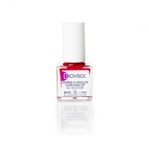 Illustration BIOVISOL VERNIS ONGLES SILICIUM 02 FUSHIA 6ML