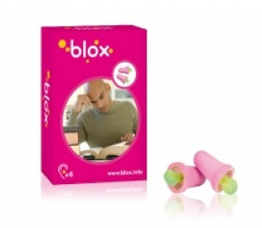 Illustration BLOX BOUCHON AURICULAIRE SPECIAL CONCENTRATION X3
