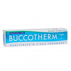 Buccotherm - BUCCOTHERM PREVENTION CARIES DENTIFRICE 75ML