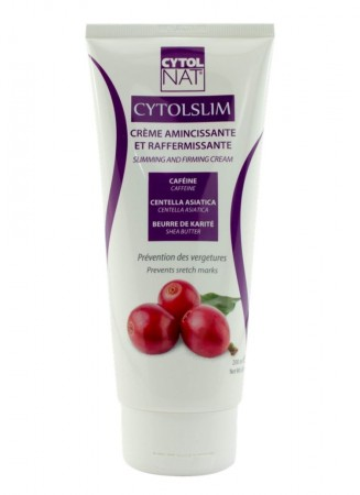 Illustration CYTOLNAT CYTOLSLIM CREME AMINCISSANTE 200ML