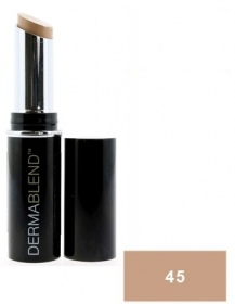 Illustration Dermablend stick longue tenue correcteur Gold / Or 45