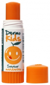 Illustration DERMOKIDS STICK LEVRE MANDARINE 3G5