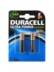 Illustration DURACELL ULTRA POWER EXPERT PILE LR3/AAA X2