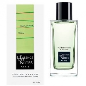 Illustration ESSENCE NOTES EAU PARFUM PAMPLEMOUSSE BASILIc 50ML