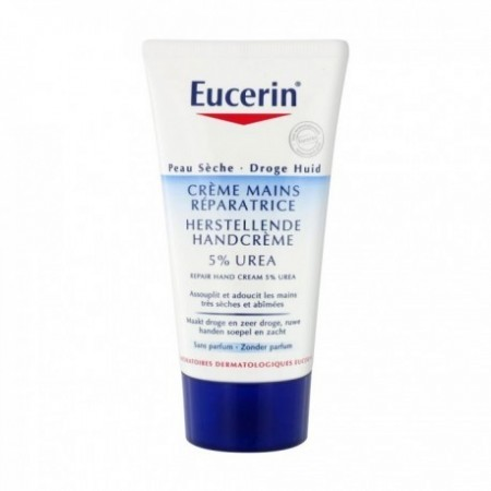 Eucerin - EUCERIN CREME MAINS 5% UREE PS 75ML