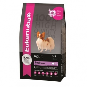 Illustration EUKANUBA ADULTE MAINTENANCE PT RAC CROQUETTE 3KG
