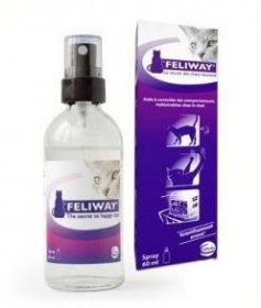 Illustration VAPORISATEUR FELIWAY 60 ML APAISEMENT DU CHAT