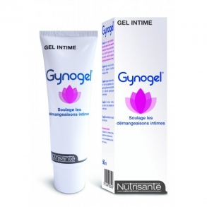 Illustration GYNOGEL GEL USAGE INTIME 50ML