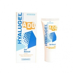 Hyalugel - HYALUGEL ADO GEL BUCCAL 20ML