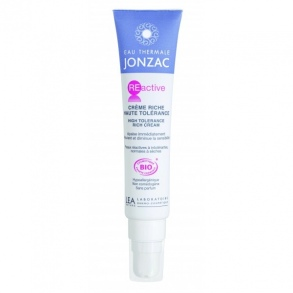 Illustration JONZAC BIO REACTIVE CREME RICHE POMPE 40ML