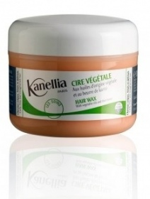 Illustration Kanellia capill cire vegetale pot 100ml