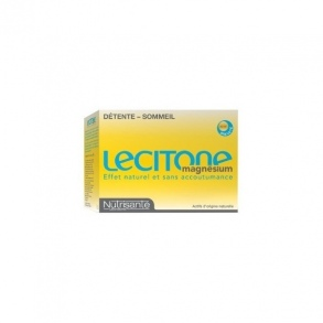Illustration LECITONE MAGNESIUM GELULE 60