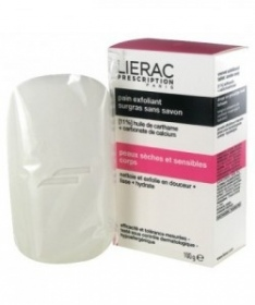 Lierac - Prescription pain exfoliant corps surgras sans savon 100 g