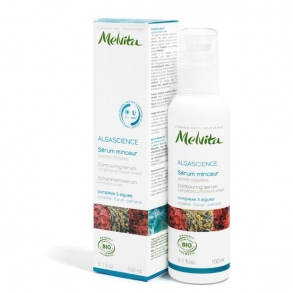 Illustration MELVITA ALGASCIENCE BIO SERUM MINCEUR POMPE 150ML