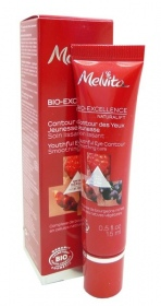 Illustration MELVITA BIO EXCELLENCE NATURALIFT SOIN CONTOUR YEUX 15ML