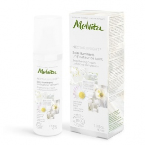 Illustration MELVITA NECTAR BRIGHT SOIN UNIFIANT 40ML