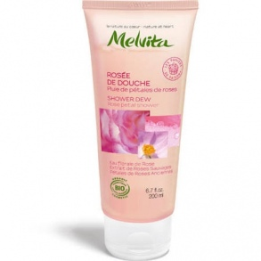 Illustration MELVITA PANIERS SAISON ROSEE DE DOUCHE 200ML