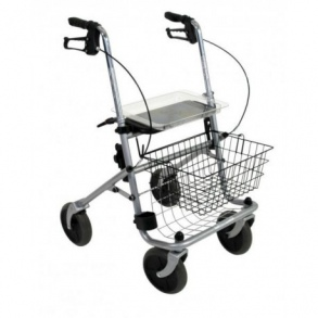 Dupont Medical - Déambulateur Rollator 4 Roues Mylan