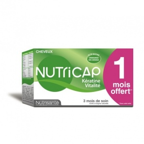 Illustration NUTRICAP KERATINE CHEVEUX ONGLES CAPSULE 90