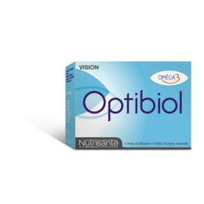 Nutrisanté - OPTIBIOL VISION CAPSULE 30