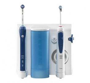 Illustration Combiné dentaire Oral-b Professional Care OxyJet + 3000