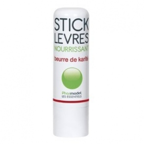 Illustration PHARMODEL STICK LEVRES NOURRISSANT KARITE
