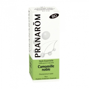 Illustration PRANAROM HECT BIO CAMOMILLE NOBLE FLEUR 5ML
