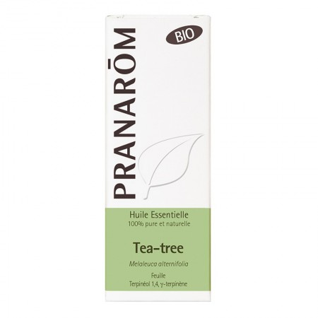 Pranarôm - PRANAROM HECT BIO TEA TREE FEUILLE 10ML
