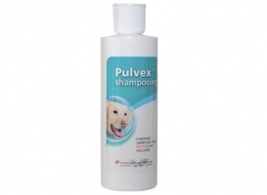 Illustration SHAMPOING PULVEX ANTIPARASITAIRE POUR CHIENS