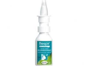 Illustration RESPIR SPRAY NASAL DECONGESTIONNANT 20ML