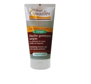 Illustration ROGE CAVAILLES GEL DOUCHE GOMMANT SURGRAS 150ML