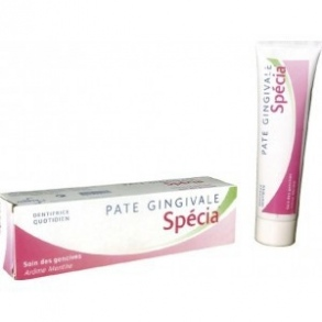 Illustration SPECIA PATE SPECIA GINGIVALE MENTHE 100ML