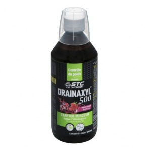 STC Nutrition - stc nutrition drainaxyl 500 fr rouges sol bu 500 ml