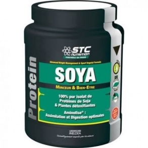STC Nutrition - STC NUTRITION PURE COMPLETE SOYA PROTEIN VANI 500G