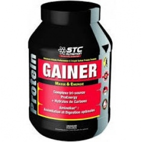 Illustration STC NUTRITION PURE PERFORMANCE WHEY GAINER CHO 1KG