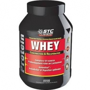 Illustration STC NUTRITION PURE PREMIUM WHEY PROT CHOCOLA 750G