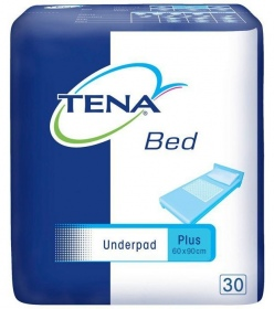 Tena - TENA BED SUPER ALEZE USAGE UNIQUE 60CM X 90CM 30