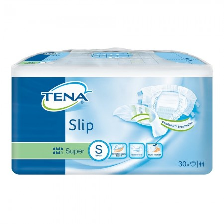 Tena - Slip Super small - paquet de 30 slips
