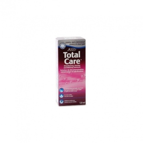 AMO - TOTALCARE SOLUTION DECONTAMINATION 120ML