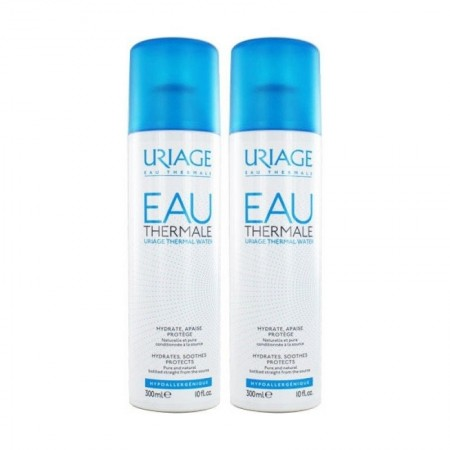 Illustration L'Eau Thermale d'Uriage Brumisateur 300ml x2