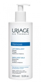 Illustration Xémose Lait émollient - 400 ml