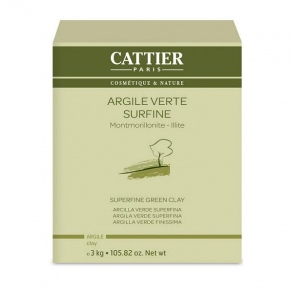 Illustration Argile verte surfine <77 microns - 3kg