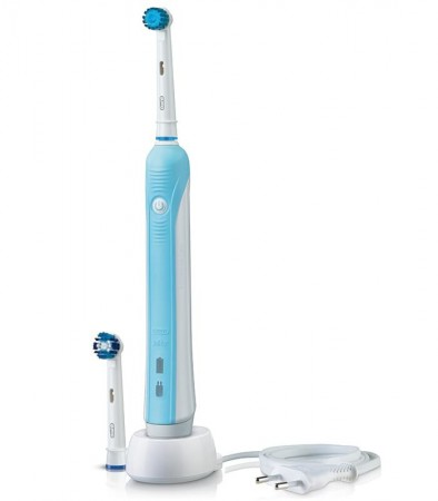Oral-b - Brosse à dents électrique Oral-B Professional 800 Sensitive Clean