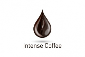 Illustration E-LIQUIDE INTENSE COFFEE GRAD PHARMA 0 mg