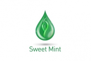 Illustration E-LIQUIDE SMOK-IT SWEET MINT GRAD PHARMA 0 MG