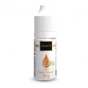 Illustration E-LIQUIDE SMOK-IT SWEET TOBACCO BIOBASED 6 MG