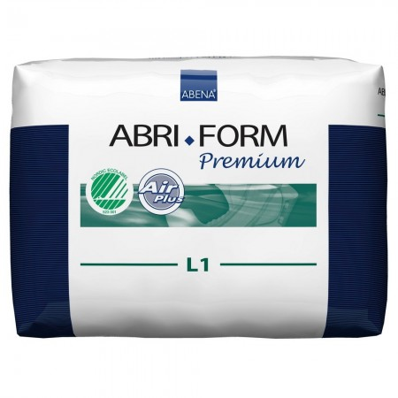 Illustration ABRI-FORM PREMIUM L1 PACK 26*4 2500ML 100-150CM INCONTNENCE GROS VOLUME
