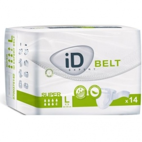 Illustration ID EXPERT BELT PLUS TAILLE L PACK 14 * 4 LES CHANGES - GROS VOLUME