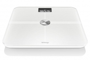 Illustration Balance smart body analyser ws-50 - Blanc