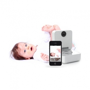 Withings - CAMÉRA - BABYPHONE SMART BABY MONITOR DE WITHINGS